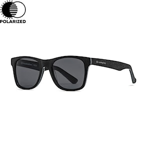 Sunglasses Horsefeathers Foster brushed black 2021