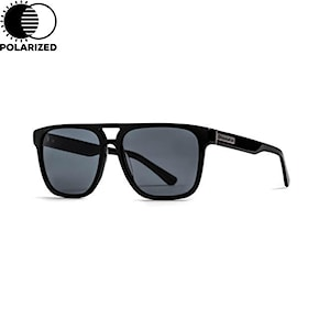 Sunglasses Horsefeathers Trigger gloss black 2021