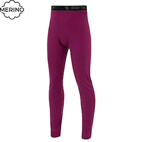 Go to the product Pants Sensor Merino Double Face Dětské lilla 2020/2021