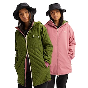 Street jacket Burton Moondaze rosebud/pesto green 2020