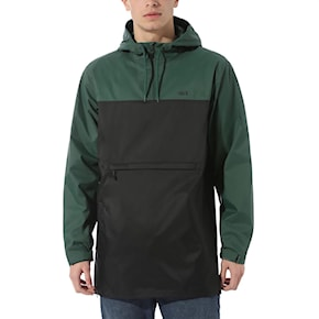 Street kurtka Vans Redwood Anorak black/pine needle 2020