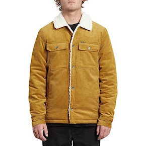 Street bunda Volcom Keaton golden brown 2020