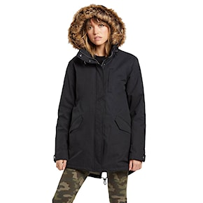 Street bunda Volcom Less Is More 5K Parka black 2020