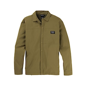 Go to the product Tech Hoodie Burton Ridge Lined Shirt martini olive 2020/2021