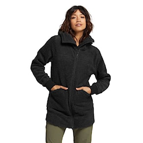 Tech Hoodie Burton Wms Minxy Fleece true black sherpa 2020/2021