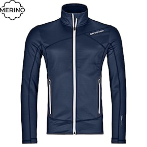 Bluza Ortovox Fleece Jacket dark navy 2020/2021