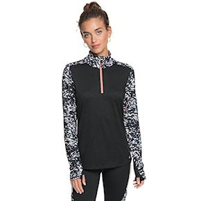 Tech Hoodie Roxy Freed From Desire Ls true black izi 2020/2021
