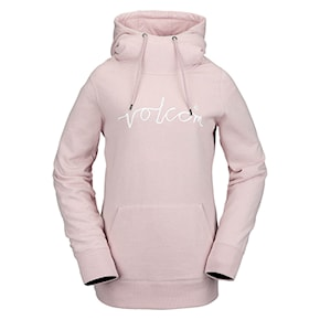 Tech Hoodie Volcom Costus P/over Fleece faded pink 2020/2021