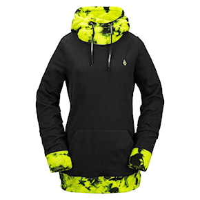 Tech Hoodie Volcom Costus P/over Fleece lime 2020/2021