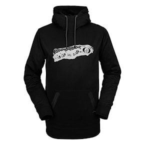 Przejść do produktu Bluza Volcom Let It Storm Hooded Fleece black 2020/2021
