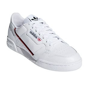 Tenisky Adidas Continental 80 cloud white/scarlet/cllgt navy 2020