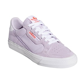 Tenisky Adidas Continental Vulc purple/cloud white/cloud white 2020