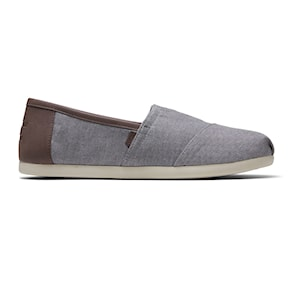 Sneakers Toms Alpargata frost grey chambray 2020