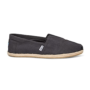 Sneakers Toms Alpargata Rope black linen rope 2020