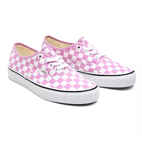 Tenisky Vans Authentic checkerboard orchid/true white 2021