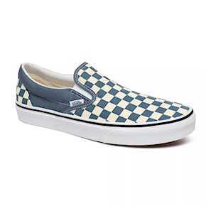 Tenisky Vans Classic Slip-On checkerboard blue mirage/true wh 2020