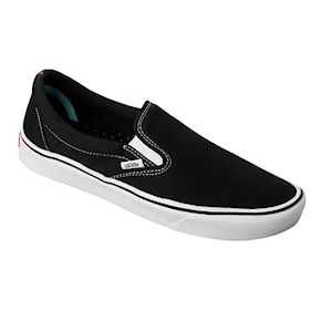 Tenisky Vans Comfycush Slip-On classic black/true white 2020
