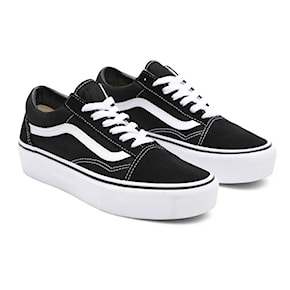 Sneakers Vans Old Skool Platform black/white 2021