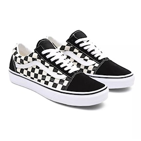 Tenisky Vans Old Skool primary check black/white 2021