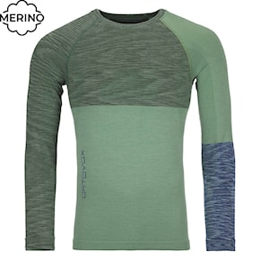 Top Ortovox 230 Competition Long Sleeve green isar b lend 2020/2021
