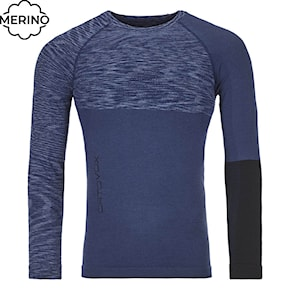 Top Ortovox 230 Competition Long Sleeve night blue blend 2020/2021