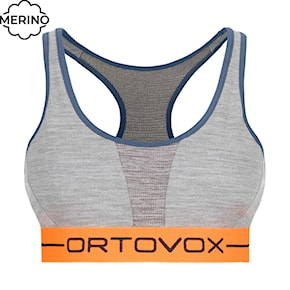 Ortovox Wms 185 Rock'n'wool Sport Top grey blend 2020/2021