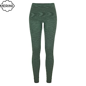 Spodky Ortovox Wms 230 Competition Long Pants green isar blend 2020/2021