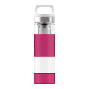 Termoska Sigg Hot & Cold Glass wmb berry 0,4l