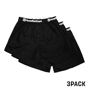 Boxer shorts Horsefeathers Frazier 3 Pack black 2021
