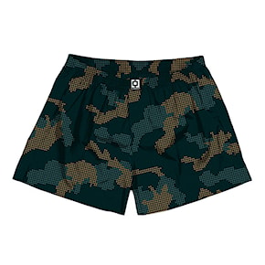 Trenýrky Horsefeathers Manny dotted camo 2021