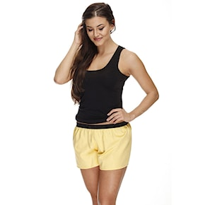 Boxer shorts Represent Solid yellow 2018