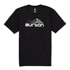 Tričko Burton Active Ss true black 2020