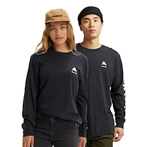 T-shirt Burton Elite Ls true black 2020/2021