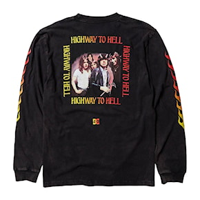 Tričko DC AC/DC Highway To Hell LS black 2020