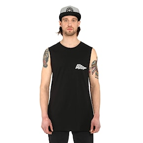 Tričko Horsefeathers Flash Tank black 2021