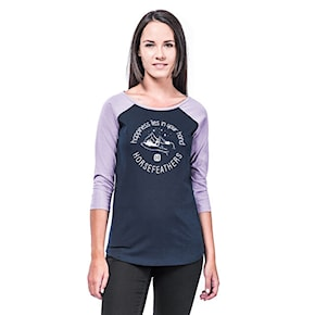 T-shirt Horsefeathers Happiness Ss eclipse 2020/2021
