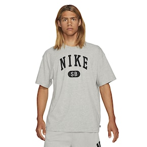Koszulka Nike SB Collegiate dk grey heather/black 2021