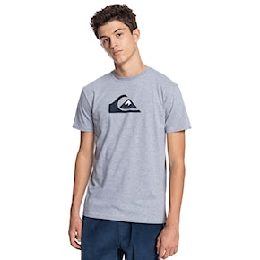 Tričko Quiksilver Comp Logo Ss athletic heather 2021