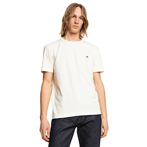 Tričko Quiksilver Essentials Ss antique white 2021