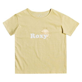 Koszulka Roxy Day And Night Foil pale banana 2021