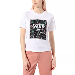 T-shirt Vans Boxed In Boxy white 2020