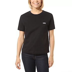 T-shirt Vans Junior V Boxy black 2020