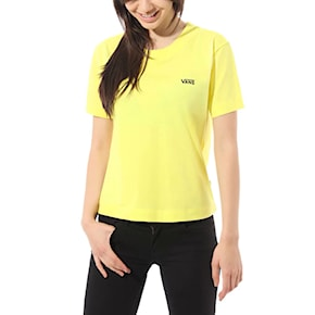 T-shirt Vans Junior V Boxy lemon tonic 2020