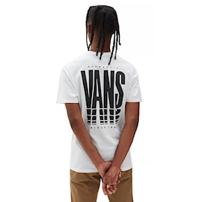 T-shirt Vans Vans Reflect white 2021
