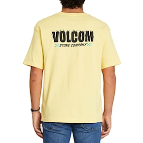 T-shirt Volcom Companystone dawn yellow 2021