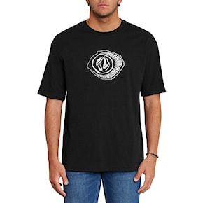 T-shirt Volcom Sick 180 black 2021