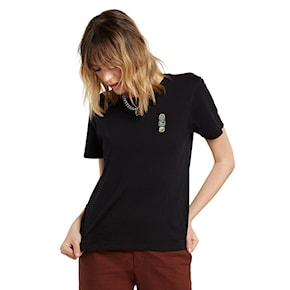 T-shirt Volcom Simply Daze black 2020