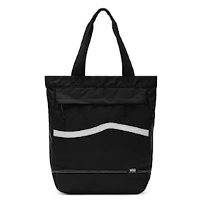 Men's bag Vans Construct Tote black/white 2021