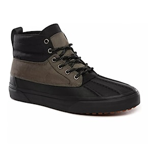 Buty zimowe Vans Sk8-Hi Del Pato Mte black/grape leaf 2020
