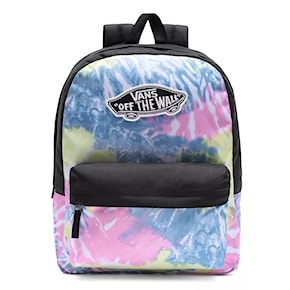 Backpack Vans Wms Realm tie dye orchid 2021